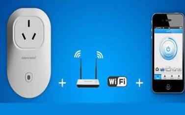 WiFi大香蕉网站插座特点和功能