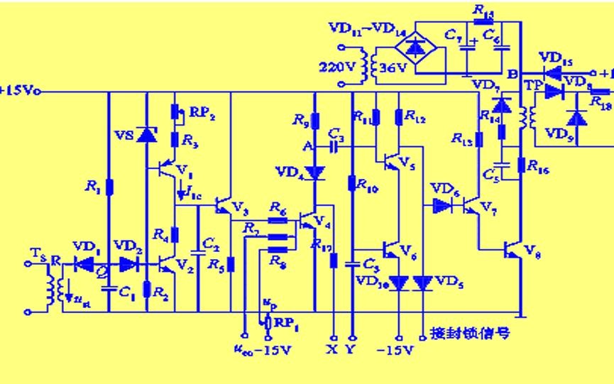 门极触发电路的学习课件资料概述