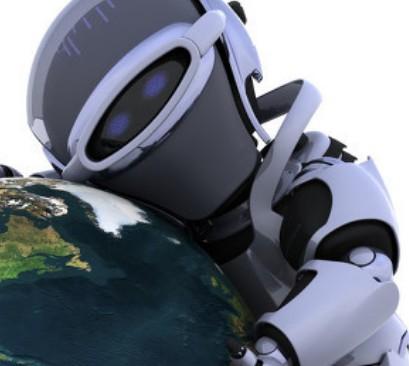 法国两家公司联手共同研发出自动清洁制的机器人