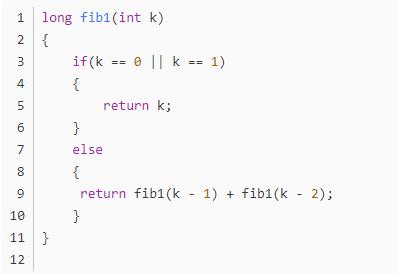 算法:计算Fibonacci number的六个方法