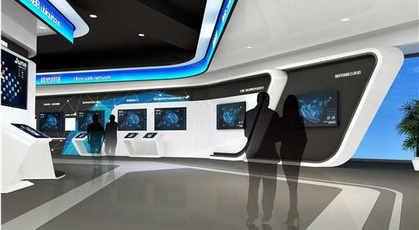 VR数字博物馆展厅的综合方案和特点