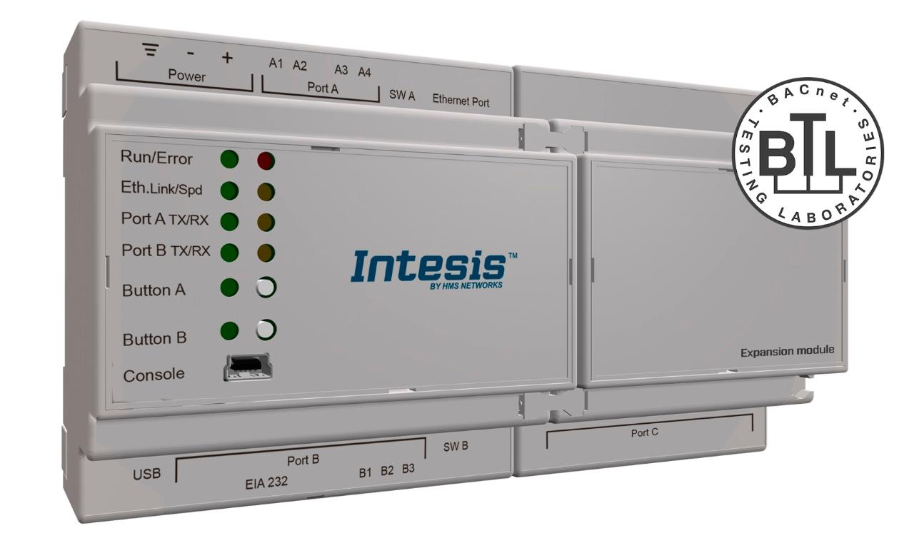 全新Intesis網關讓PROFINET和BACnet輕松實現通信