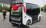 东风公司L4级5G自动驾驶汽车量产下线