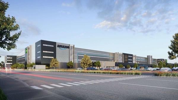 亚马逊将计划在澳大利亚建立首个机器人配送中心