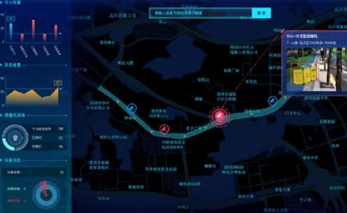 华为首款电力5G智能摄像头亮相,实现高压电缆通道...