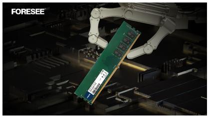 内外兼修,江波龙DDR4内存已通过KTI专项测试认证