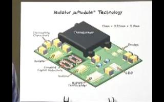 关于小型封装的隔离型 RS485 收发器和电源介绍