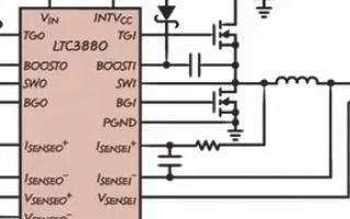 基于數字電源管理功能的模擬 DC/DC 控制器