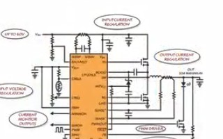 了解一款新型LT3763降压型 DC/DC 控制...