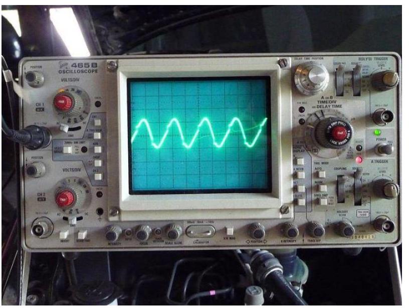 数字示波器和模拟示波器的不同点和工作原理