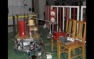 局部放电测试的预防措施