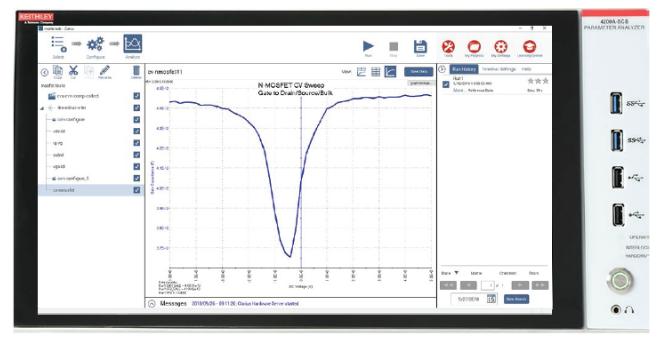基于C-V测量的最佳电容和AC阻抗测量方案