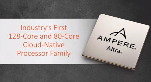 安培计算发布Altra系列处理器,基于台积电7n...