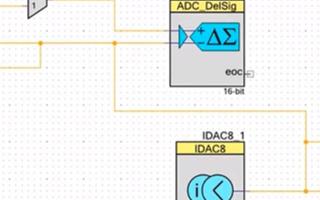 PSoC Creator模拟设计:欧姆表的使用方法和应用