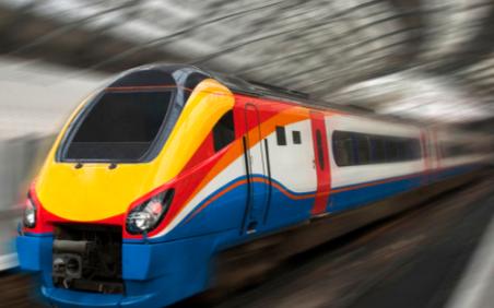 直线马达是磁悬浮列车的核心零部件之一