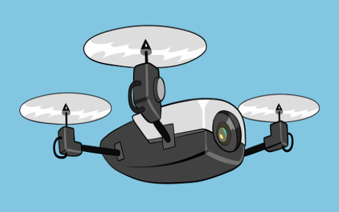 四軸飛行器的資料說明