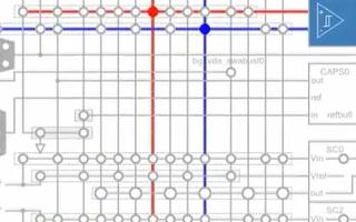 PSoC Creator模拟设计:Net和Mux Constraint组件的使用技巧和事项