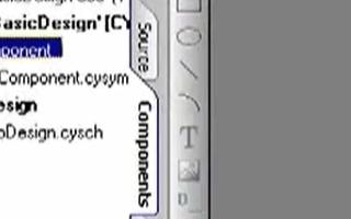 PSoC Creator教程:如何在工程中创建电路图