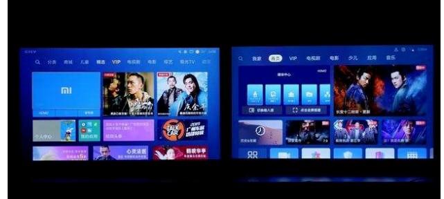 智能電視行業市場中的競爭,誰會成為第一?