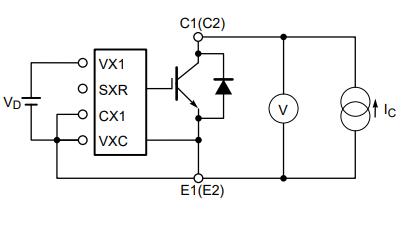 三菱半導體功率模塊MOS使用智能電源的資料說明
