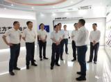 江苏省委常委调研瑞声科技,赞同提质增效练内功