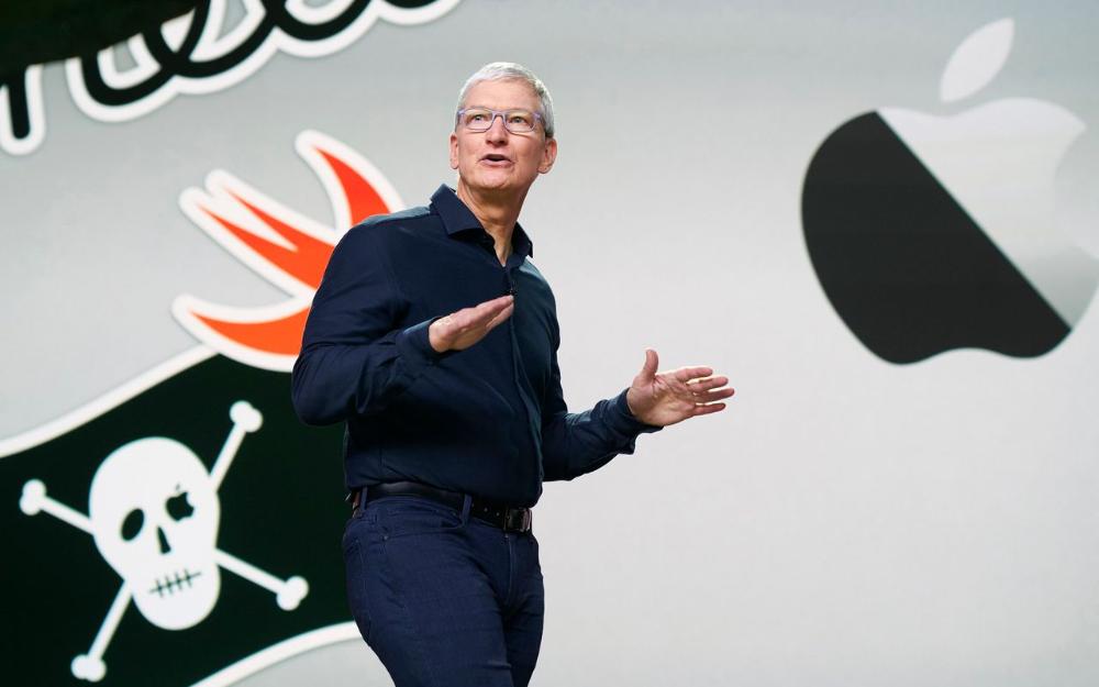 苹果公司自研芯片能否撼动英特尔的市场地位?