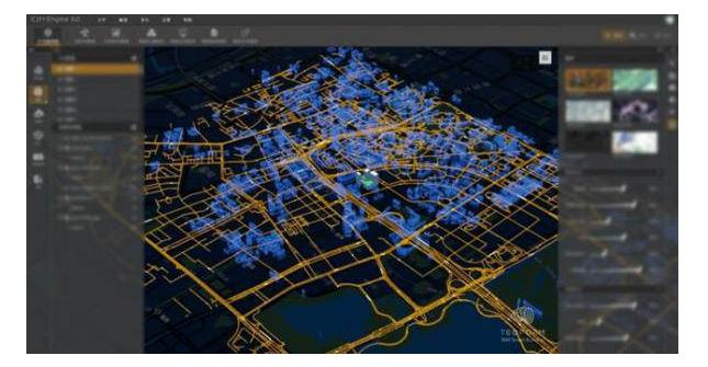 智慧城市的发展将离不开CIM引擎