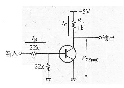 晶体管开关电路设计案例分析