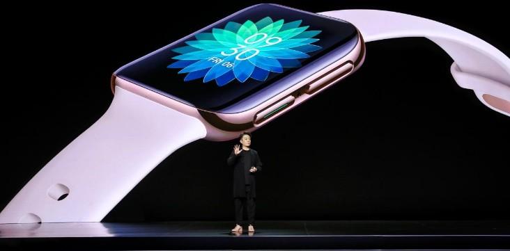 OPPO旗下首款智能手表Watch系列正式发布