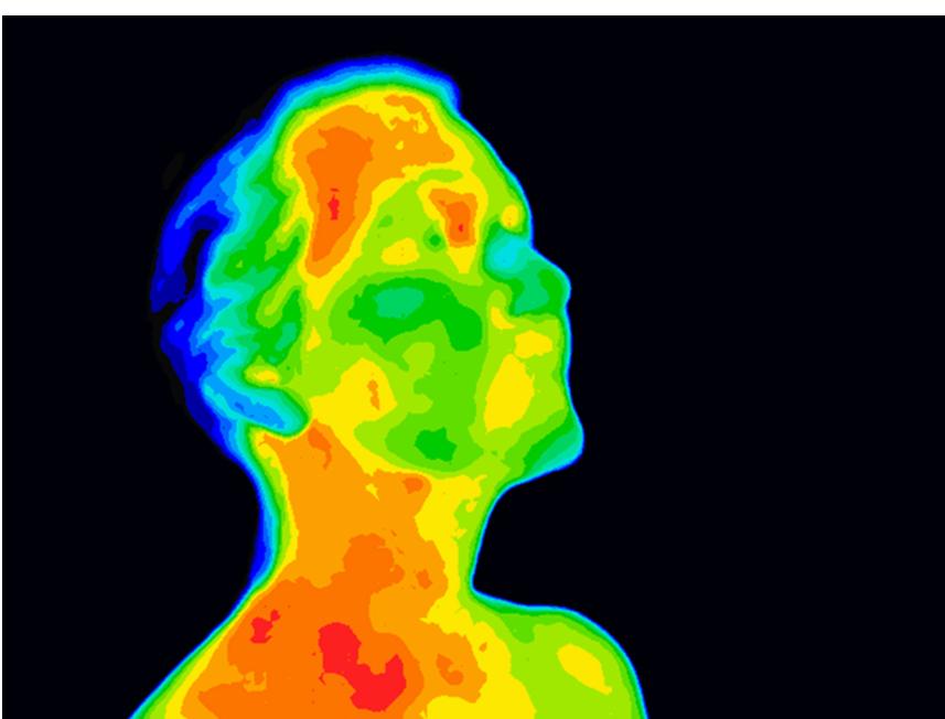 英特尔强大AI根据热成像识别人脸