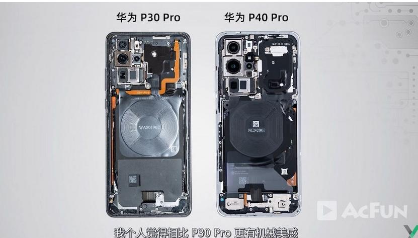 华为P40 Pro的10倍光学变焦实现原理