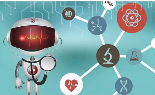 智能机器人助力抗击新冠肺炎疫情