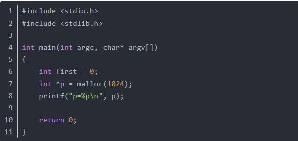 虚拟机:程序在指定地址运行的步骤