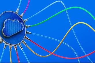 网络切片可以让行业应用和公共网络之间实现隔离