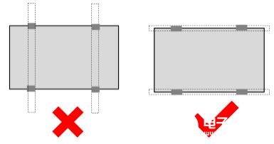 什么是双面组件,安装过程中有哪些注意事项