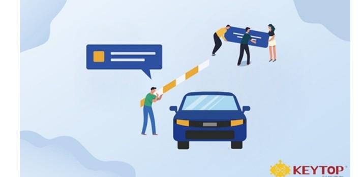 科拓红芯智慧停车解决方案正式上市,助力中小微型停车场提效增收