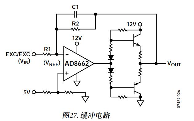 AD2S1210磁阻旋转变压器芯片的数据手册免费下载