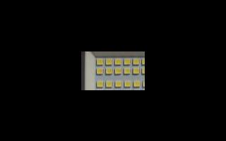 LED在汽车光源中的应用