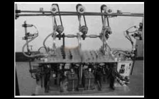 基於嵌入式PC104工控機和C8051F047單片機實現機器人系統的設計