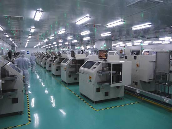 灰尘传感器在半导体集成电路生产洁净室中的应用