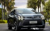 全新紧凑型SUV埃安V正式下线