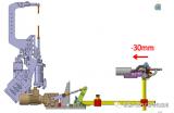 KUKA機器人固定焊鉗的銑削控制