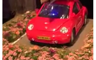 瑞萨R-Car V2H 3D全景可视系统的现场演示