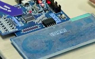 瑞萨电子的触摸键应用演示