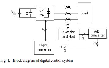 基于非均匀电流采样的三相电流估计观测器