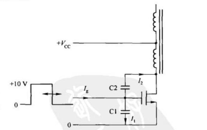 MOS管的驱动电流应该如何计算