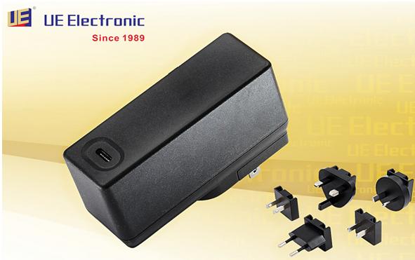 UE Electronic 60W快充电源UES...