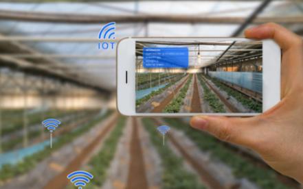关于智慧农业物联网控制系统特点的介绍