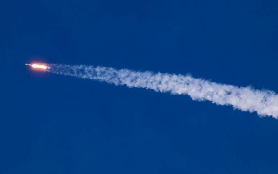 SpaceX利用回收火箭完成部署美国GPS 3导航卫星