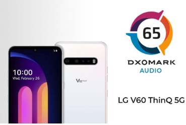 LG V60 ThinQ 5G音频测试成绩出炉,多项测试项目成绩表现不佳